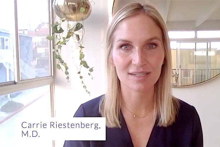 Getting to Know Dr. Carrie Riestenberg