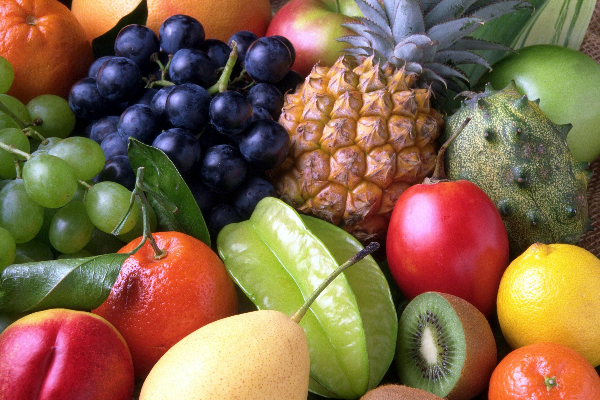 Eating Fruit May Improve Fertility