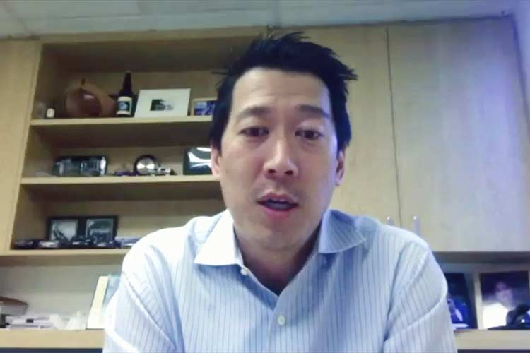 Dr. Huang Discusses Diet and Fertility