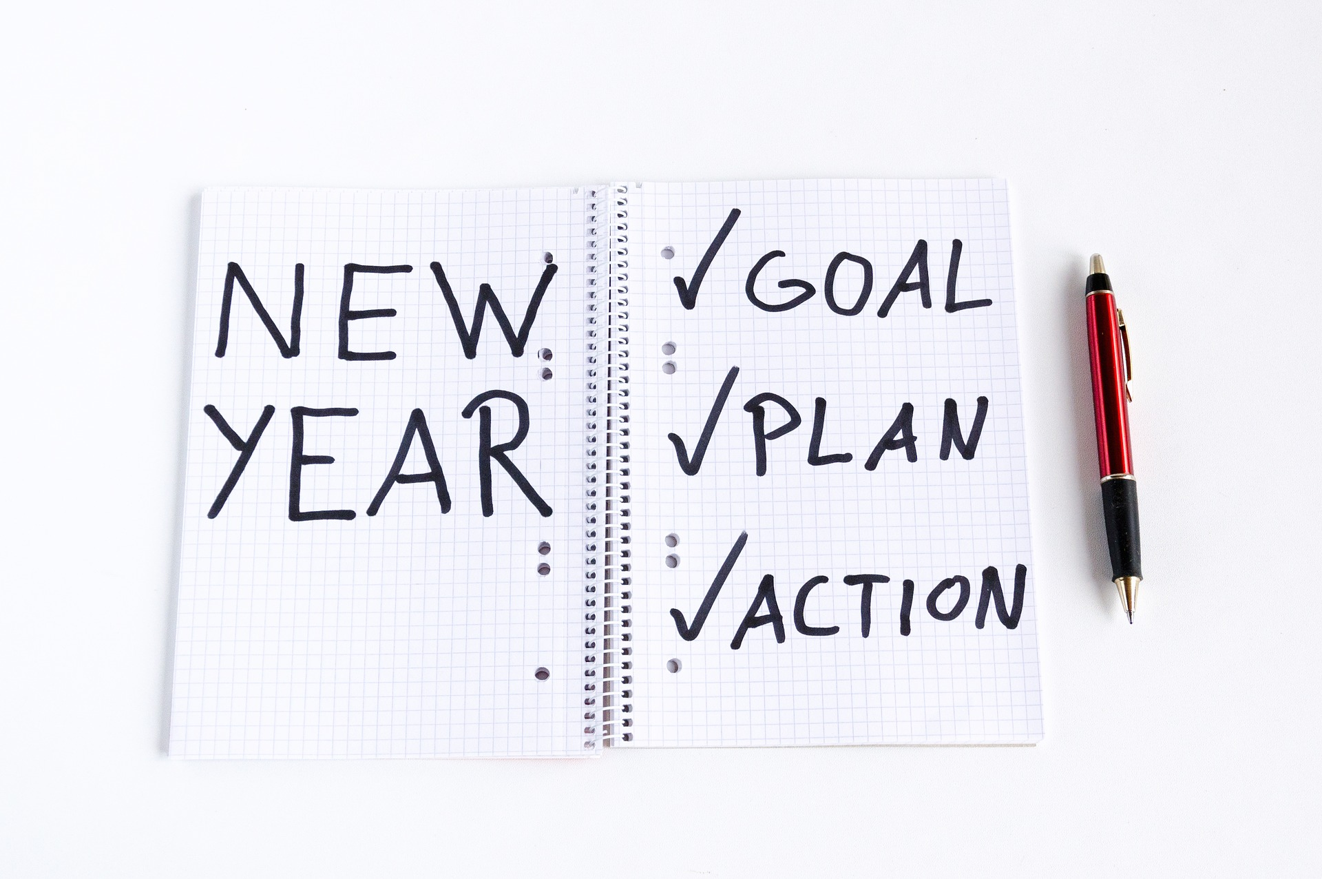 New Year's Fertility Resolutions